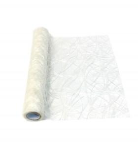Chemin de table Mordern Premium Blanc