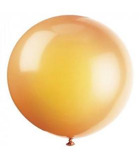 Ballon Géant rond deco salle Or