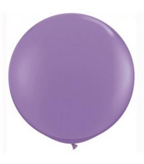 Ballon Géant rond deco salle Violet