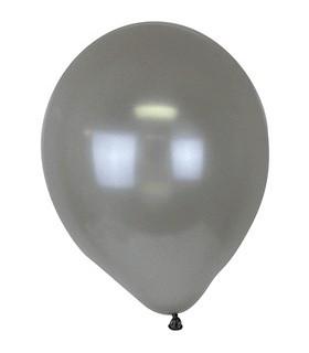 Ballon opaque sachet de 100 deco salle Ardoise