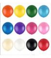 Ballon opaque sachet de 100 deco salle Lilas