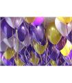 Ruban ballon, emballage cadeaux 12mm 28m Orange