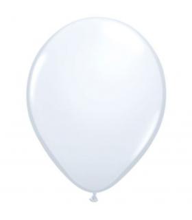 Ballon latex rond blanc 28cm 100pcs