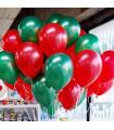 Ballon latex Rouge 28cm 100pcs