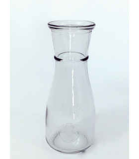 Bouteille carafe Rond Transparent