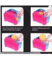 Gonfleur ballon electrique