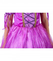 Déguisement enfant Princesse, Robe de bal Fille Fuchsia
