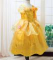 Déguisement enfant Princesse Fille Jaune