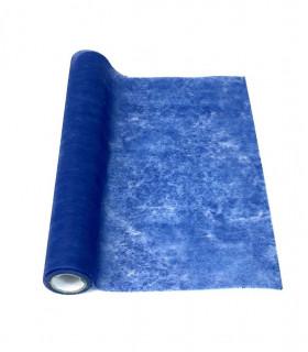 Chemin de table intissé eco Bleu Foncé