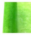 Chemin de table intissé eco Vert Pomme