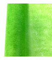 Chemin de table Larg 50cm intissé eco Vert Pomme